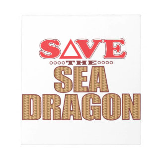 Sea Dragon Save Notepad
