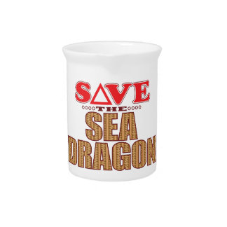 Sea Dragon Save Pitcher