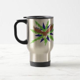 Sea Eagle Stainless Steel Travel Mug