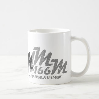 Sea Elk Family Retrogram Classic White Coffee Mug