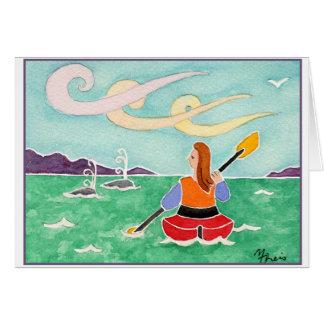 Sea Encounters Card