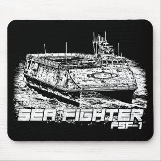 Sea Fighter Mousepad