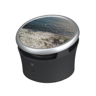 Sea Foam Bumpster Style Speakers Bluetooth Speaker