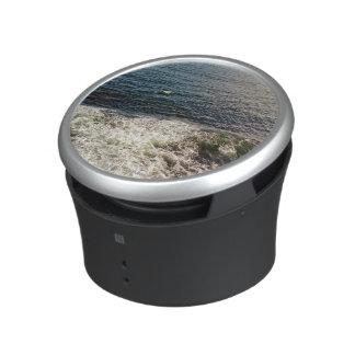 Sea Foam Bumpster Style Speakers Speaker