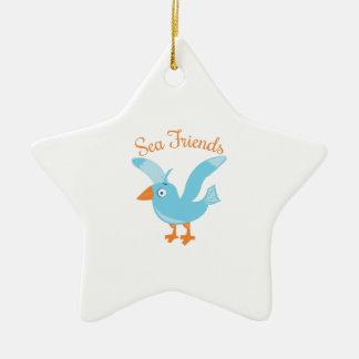 Sea Friends Christmas Tree Ornament