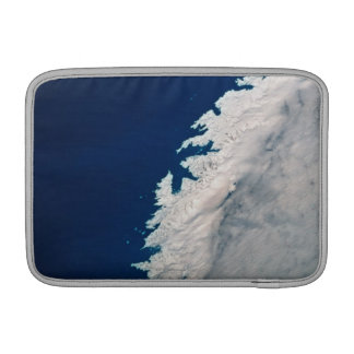 Sea from a Satellite MacBook Sleeve