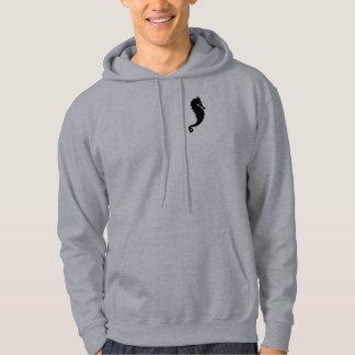 Sea Ghost Men's Hooded Sweatshirt