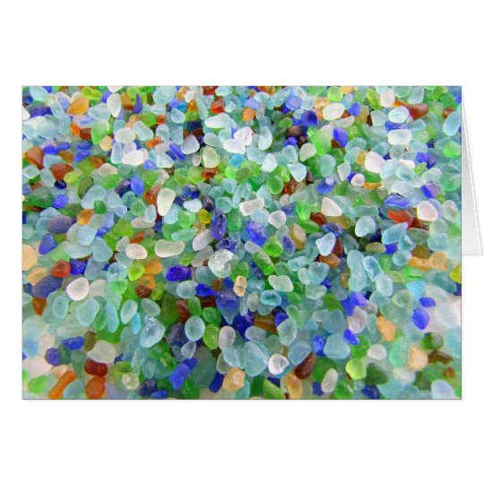Sea Glass - 1 Card