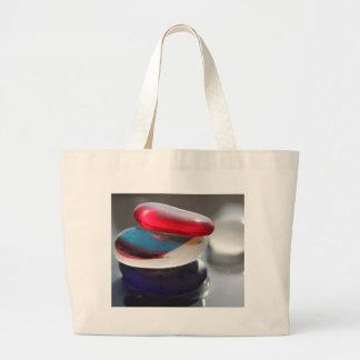 Sea Glass Art Bag