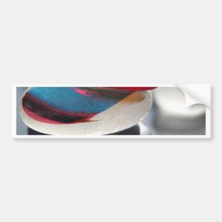 Sea Glass Art Bumper Sticker