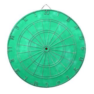 sea glass effect customizable dartboard