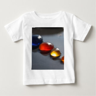 Sea Glass Jelly Tots Baby T-Shirt