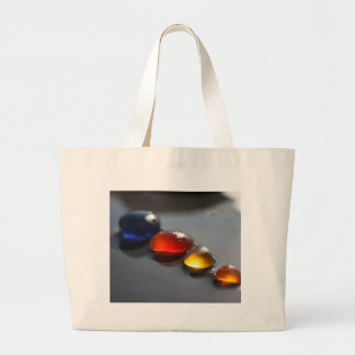 Sea Glass Jelly Tots Canvas Bag