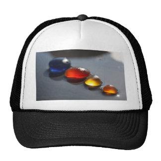 Sea Glass Jelly Tots Hats