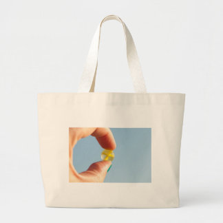Sea Glass Marble Galore Jumbo Tote Bag