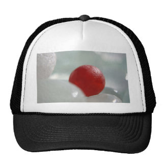 Sea Glass Marble Mesh Hats