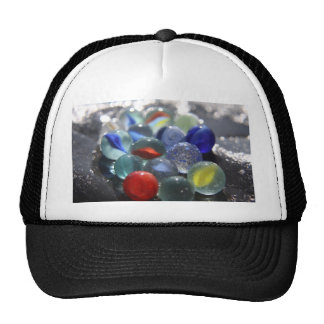 Sea Glass Marbles Trucker Hat