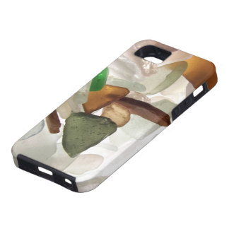 Sea Glass or Beach Glass Case For The iPhone 5