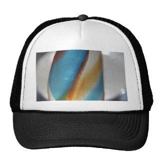 Sea glass Rainbow Hats