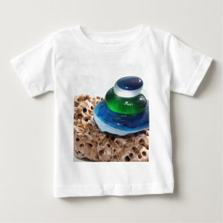 Sea Glass stack Baby T-Shirt