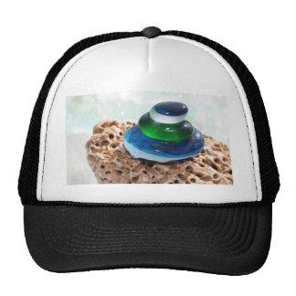 Sea Glass stack Trucker Hat