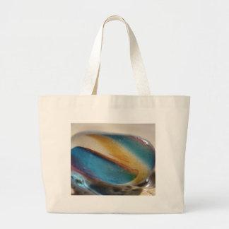 Sea Glass Stripes Bag