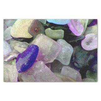 Sea Glass Tissue Paper
