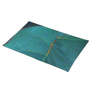Sea Grape Leaves Placemat
