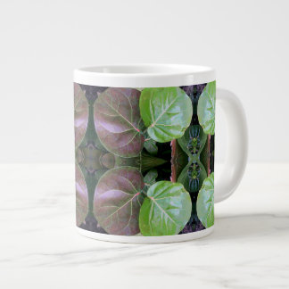 Sea Grapes Pattern Jumbo Mug