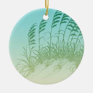 Sea Grass at the Beach Ornament