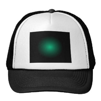 Sea Green Drama Modern Urban Art Products Cap