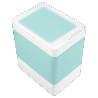 Sea Green Igloo Cooler