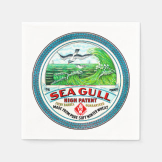 Sea Gull High Patent Flour Disposable Napkins