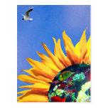 Sea gull paradise II Postkarte