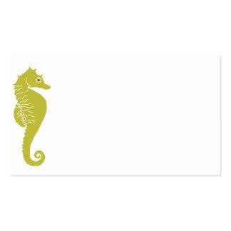 Sea Horse Business Card