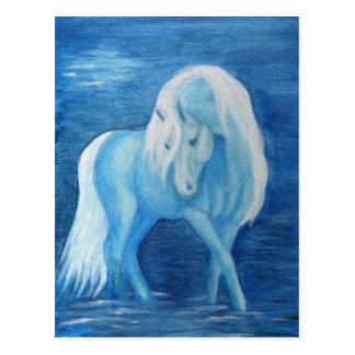 'Sea Horse' Collection Postcard
