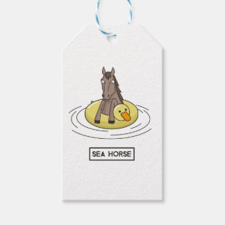 Sea Horse Gift Tags