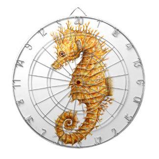 Sea horse Hippocampus hippocampus Dartboard