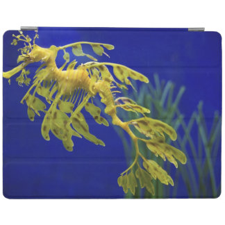 Sea horse iPad cover