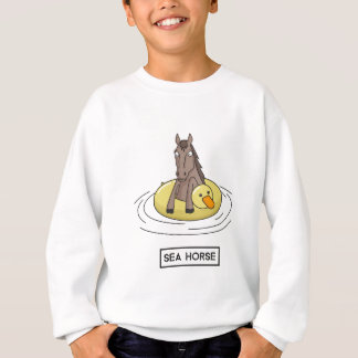 Sea Horse Sweatshirt