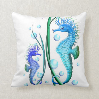 Sea horses Cartoon American MoJo Pillows