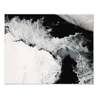 Sea ice in the Southern Ocean Photograph