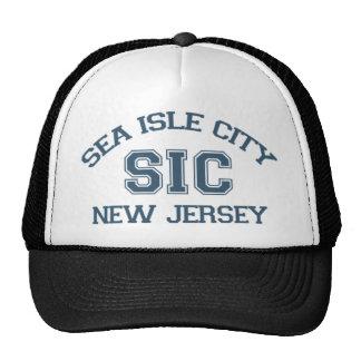 Sea Isle City. Cap