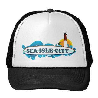 Sea Isle City. Mesh Hat