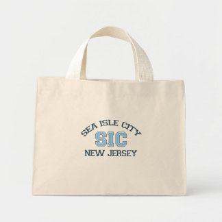 Sea Isle City. Mini Tote Bag