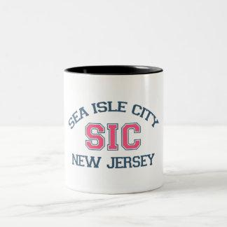 Sea Isle City. Mugs