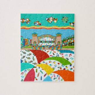 Sea Isle City, New Jersey Jigsaw Puzzle