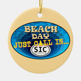 Sea Isle City SIC Ornament