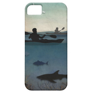 Sea Kayaking iPhone 5 Cases