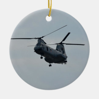 Sea knight CH-46 Christmas Ornament